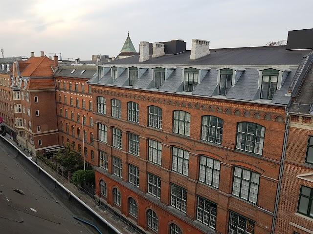 hotel first Mayfair Copenhagen