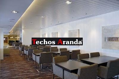 Empresas y servicios relacionados con Techos aluminio en Cadiz