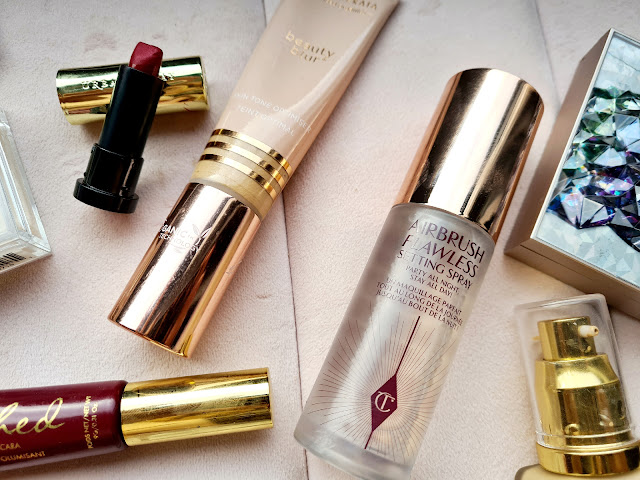 Charlotte Tilbury Airbrush Flawless Setting Spray review