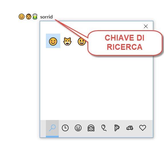 ricerca-emoji