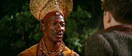 le chef masai