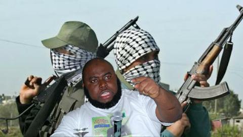 Big Trouble, Clash as Ijaw youths stop Asari Dokubo from holding Biafran meeting in Bayelsa