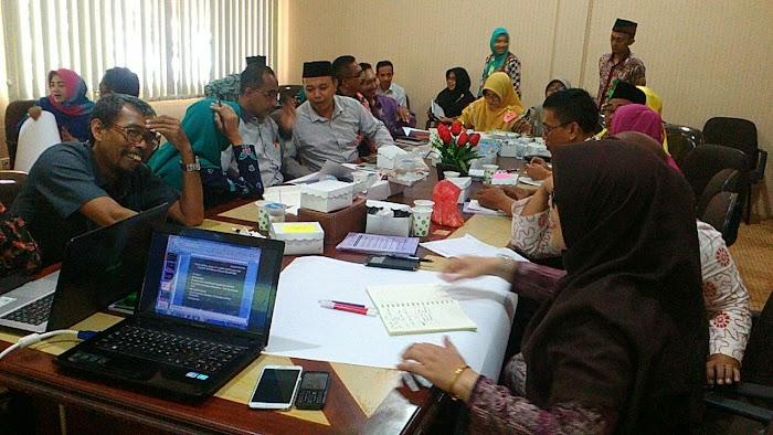 Tingkatkan Literasi dan  Publikasi Pokjawas Kemenag Probolinggo Gelar Pembinaan Penulisan Karya Ilmiah