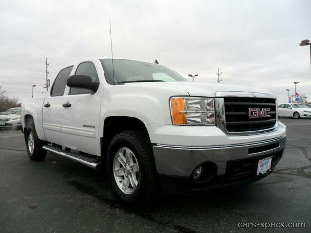 2011 gmc sierra 1500 hybrid crew cab specifications pictures prices. Black Bedroom Furniture Sets. Home Design Ideas