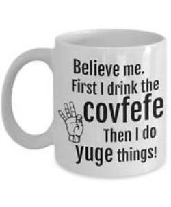 covfefe cup