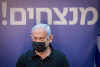 Netanyahu seduz os árabes com 'nova era de fraternidade, prosperidade, segurança'