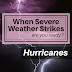 Severe Weather Prep Series Part 2: Hurricane