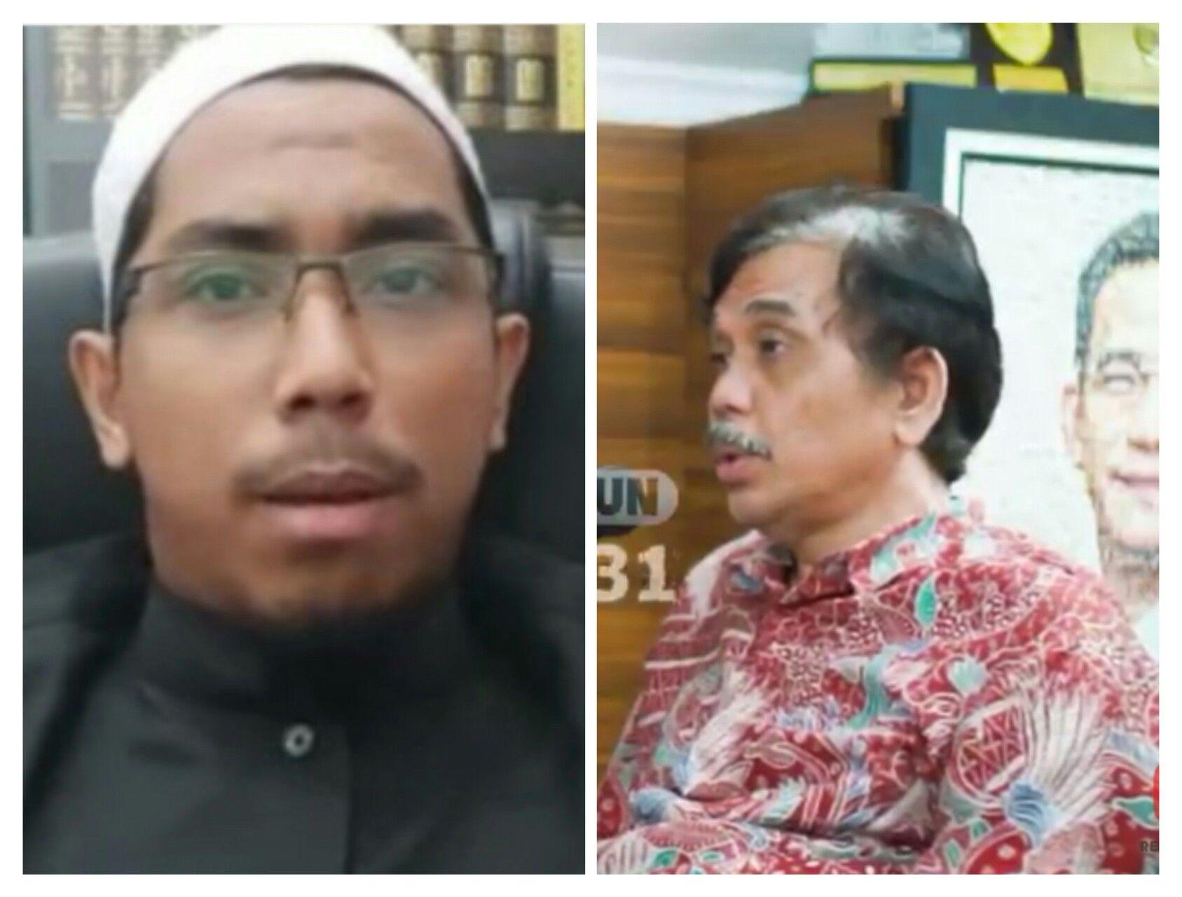 Aktivis KAMI Cerita Diminta HRS Jaga Almarhum Ustadz Maheer Saat di Rutan: Saya Sangat Sedih...
