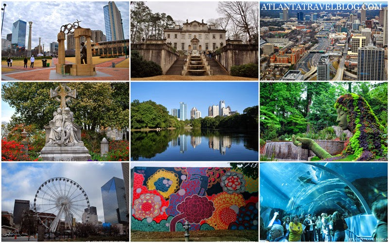 10 Places to Photograph in Atlanta