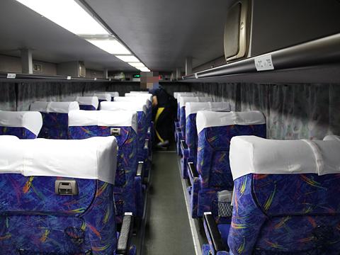 JR四国バス「ドリーム高松号」 694-5950 車内 その1