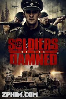 Hồn Ma Người Lính - Soldiers of the Damned (2015) Poster
