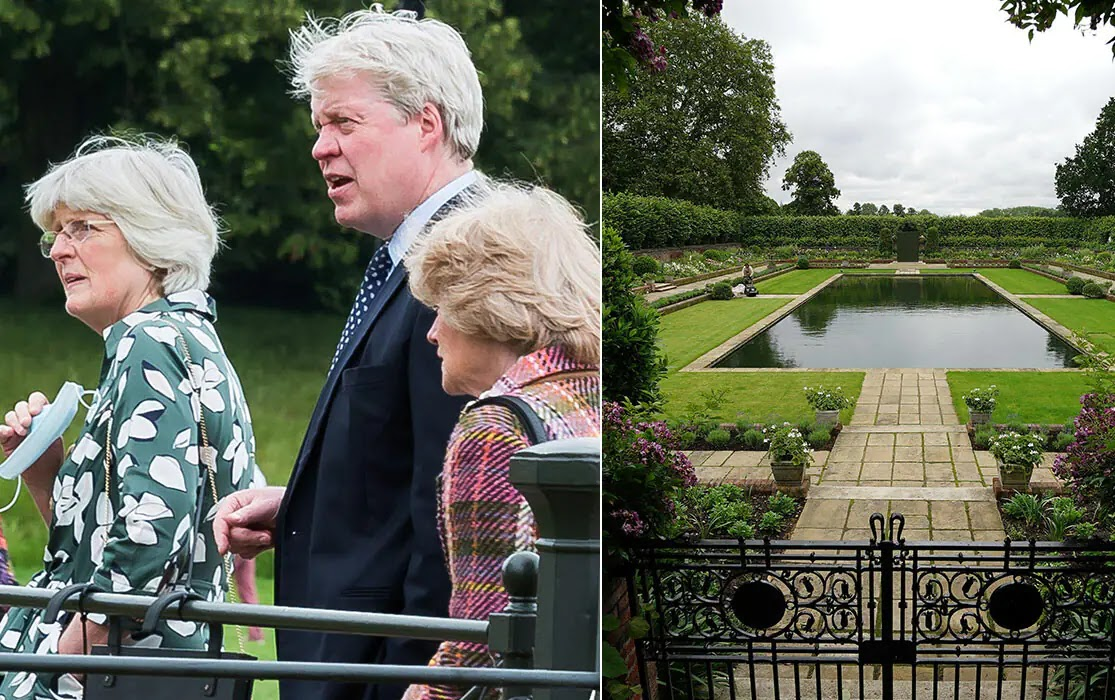 The 13 Guests that Accompanied Princes William and Harry at Princess Diana's Statue Unveiling