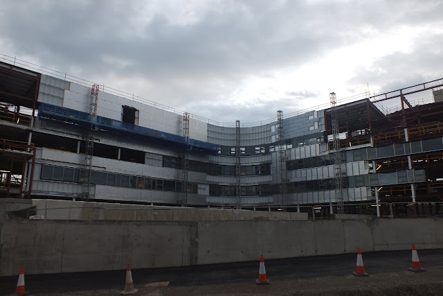 RGU Garthdee New Build Update