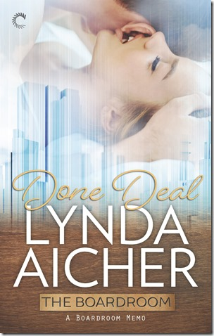 Review: Done Deal (The Boardroom #0.5) by Lynda Aicher | About That Story
