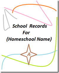 Homeschool Records