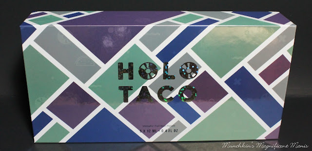 Holo Taco- Frosted Metals Collection Review