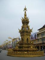 Clocktower - Chiang Rai