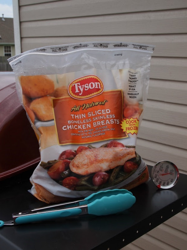 Tyson Thin Sliced Chicken Breast