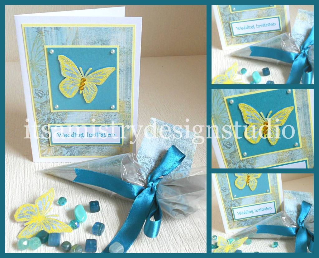 Cheap Butterfly Wedding Invitations: Sharia's Blog: Butterfly Wedding Theme