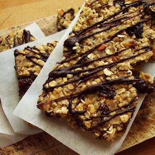 Oatmeal Protein Bars.
