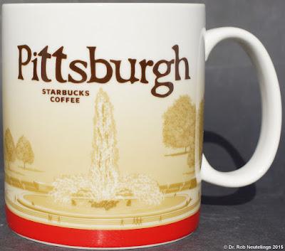 United States of America -  Pittsburgh www.bucksmugs.nl