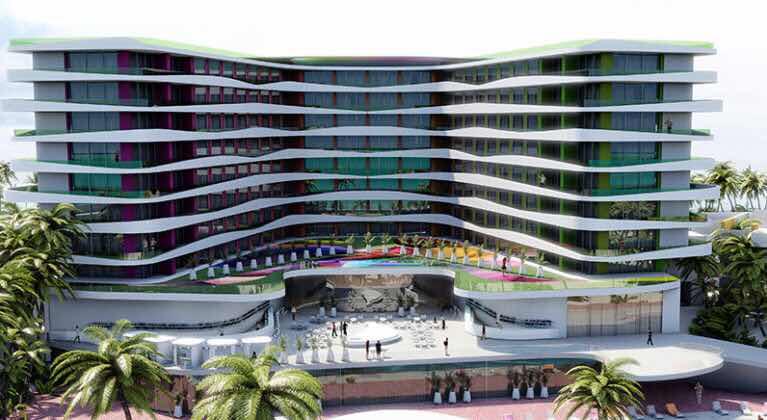 Consorcio hotelero mexicano anuncia 70 millones para abrir dos hoteles eróticos en Punta Cana
