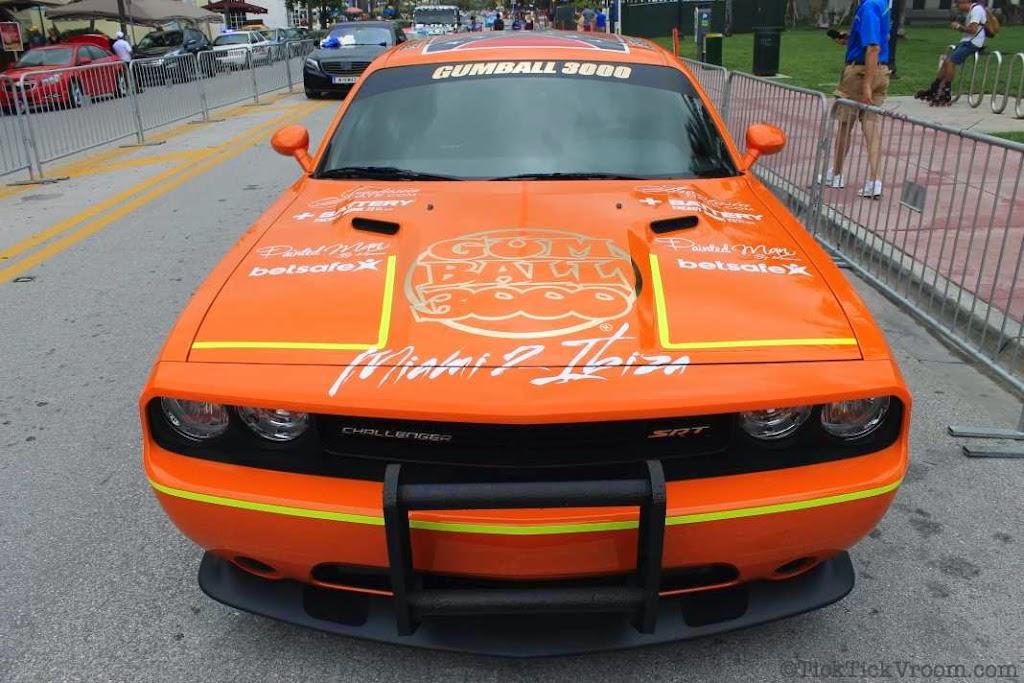 2014 Gumball 3000 Miami 2 Ibiza Ocean Drive 7966