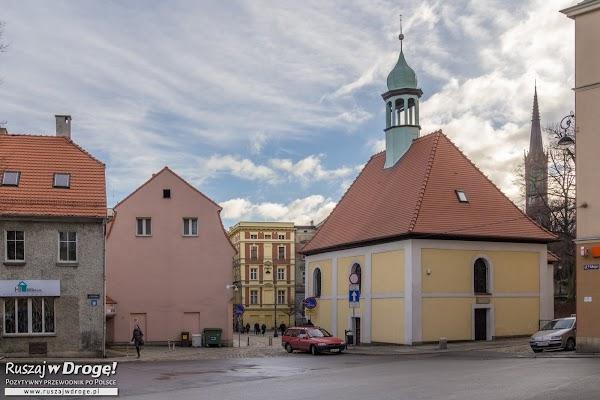 Spacer po Wałbrzychu - Kościół pw. Matki Boskiej Bolesnej