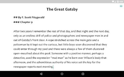 JotterPad - Writer Screenshot 11