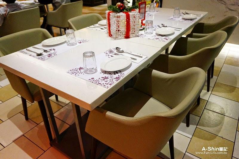 台中義大利式餐廳-聖娜朵義式食尚-1