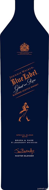 Johnnie Walker Blue Label Ghost & Rare