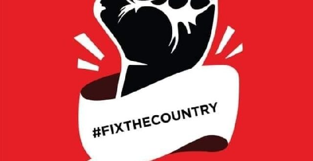 Court Prohibits #FixTheCountry Demo