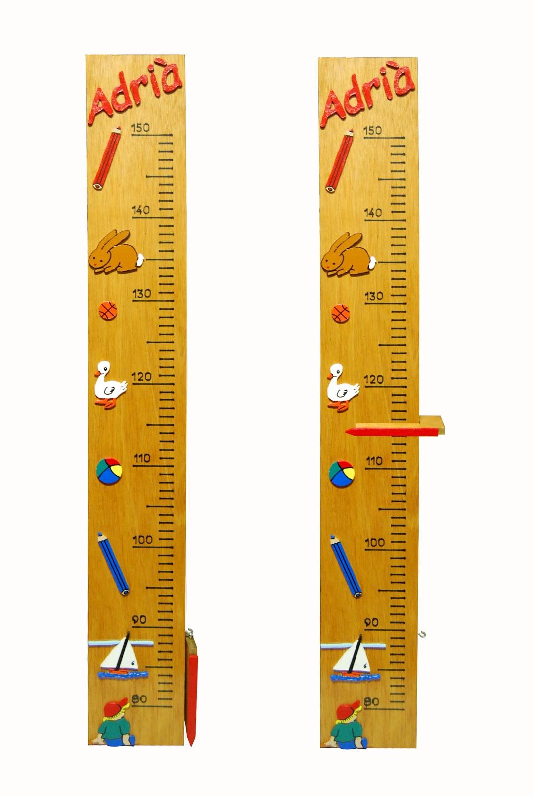 Las colecciones de enparmi medidor infantil - Medidor infantil madera ...