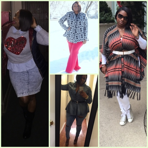 Plus Size Style trends
