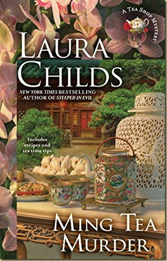 Ming Tea Murder by Laura Childs - Thoughts in Progress