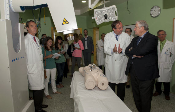 Nuevo acelerador lineal para el tratamiento de cáncer en el Hospital Gregorio Marañón