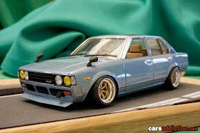 1:24 Toyota Corolla KE70
