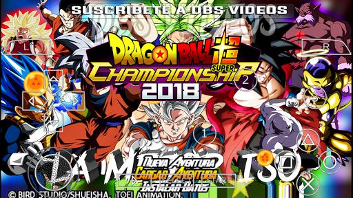 SAIU! Novo DRAGON BALL SUPER BUDOKAI TENKAICHI 3 (MOD) DBZ TTT + MENU HD PARA ANDROID (PPSSPP)