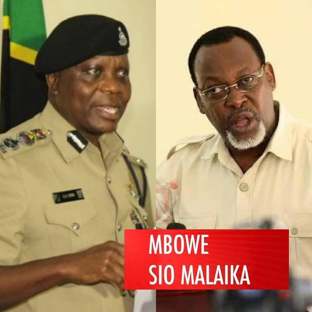 """IGP Simon Sirro """"Chadema Wanamuona Mbowe Malaika Hawezi Kufanya Kosa"""""""
