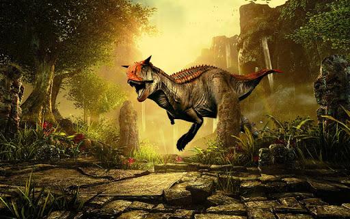 Real Dino Hunter - Jurassic Adventure Game apktreat screenshots 1