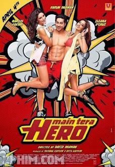 Người Hùng Của Em - Main Tera Hero (2014) Poster