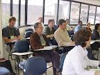 Participantes do pré-encontro da RENAS em 2005. No meio, Derci Gonçalves da Chance International.