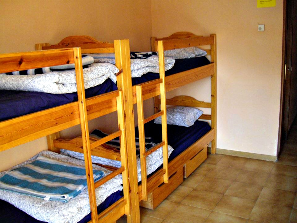 Albergue Refugio Pepe Garcés, Candanchú, Huesca, Camino Aragonés