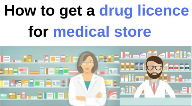 How to Get a Drug or Pharmacy Business License in India