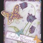 EA0255-D Easter Blessings January 2012