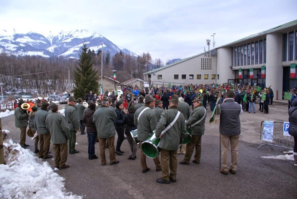 Campionato Nazionale ANA sci di fondo Piani di Bobbio - Campionati%2BNazionali%2BANA%2BBarzio%2Bapertura%2B2.JPG