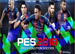 Pro Evolution Soccer 2018, patch para Playstation 2 (PS2)