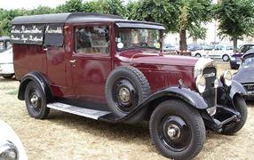 Citroen 1930 C4 commerciale