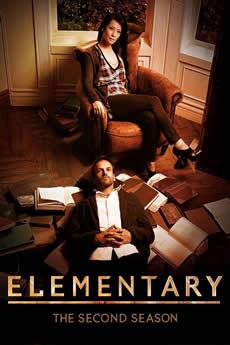 Baixar Série Elementary 2ª Temporada Torrent Dublado Grátis