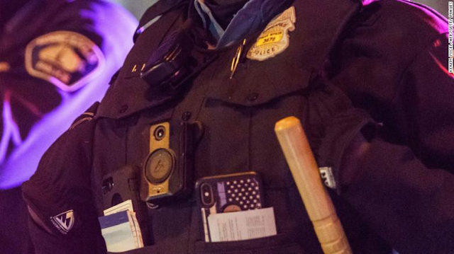 Minneapolis police officers must keep body cameras turned on during entire response to a call, new policy says